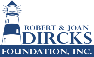 Robert & Joan Dircks Foundation, INC., Logo